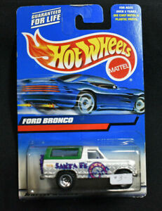 Hot Wheels 2000 #198 Ford Bronco (400)