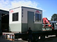 3.6 x2.4m Portable Building / Site Shed for Hire. Excellent Quality