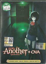 ANOTHER +OVA  - ANIME TV SERIES DVD BOX SET (1-12 EPS) | BUY 1 FREE 1