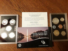 2017 silver proof set.
