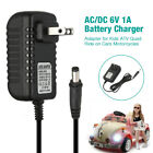 6 Volt Battery Charger for Kids Powered Ride On Car Best Choice Product Kid Trax
