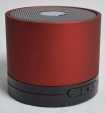 Bluetooth Wireless Mini Speaker - Red