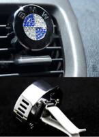 BMW Crystal Rhinestone Swarovski Car Air Freshener Design Decor Gift all series
