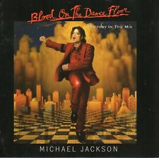 MICHAEL JACKSON - BLOOD ON THE DANCE FLOOR, HISTORY IN THE MIX CD 1997