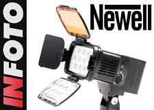 LED Videoleuchte Videolicht Newell V-LED100  Canon Sony Nikon