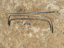 1959 Ford Galaxie 4-door rear window stainless