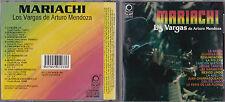 CD 12T MARIACHI LOS VARGAS DE ARTURO MENDOZA DE 1993