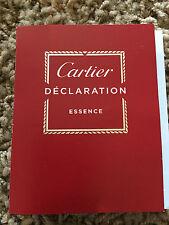 Cartier Declaration Essence sample
