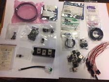 Large Lot Diodes,Transistors And Leds-Nos