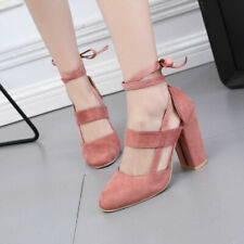 Lady Shoes Sandals Sexy Summer Party Fashion High Heels Suede Belt Straps Casual