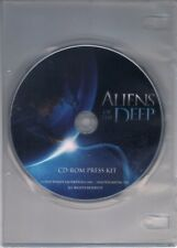 ALIENS OF THE DEEP ~ James Cameron ~ Press Materials on CD-ROM Only (No Film)