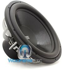 "RE AUDIO SX18D4 18"" WOOFER 1000W RMS DUAL 4-OHM CAR SUBWOOFER BASS SPEAKER NEW"