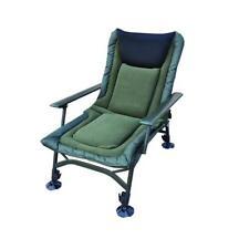 Fleece Padded Fishing Chair, Recliner, Carp,Coarse (3ALUB) *FREE P&P* SALE PRICE
