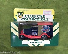 #T31. 1995  SOUTH  QUEENSLAND CRUSHERS   ARL RUGBY LEAGUE  MODEL  A  FORD  VAN