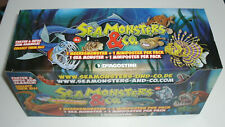 DeAgostini Seamonsters & Co. - 1 x Display / 21 Booster NEU & OVP