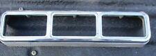 1970 Mercury Marquis Brougham Marauder RH Front Turn Signal Bezel Passenger Side