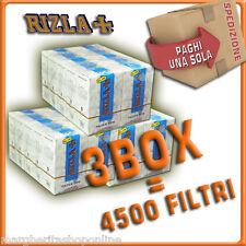 RIZLA FILTRI SLIM 6 mm 30 SCATOLE 30X150=4500 FILTRI