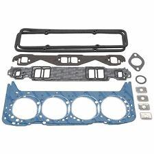Edelbrock 7361 Engine Gasket Set (Head/Intake/Exhaust/Valve Cover) for SB Chevy