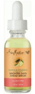 SheaMoisture Papaya & Vitamin C w/ YuzuLemon Brighter Days Ahead Serum 1floz C16