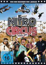 NITRO CIRCUS S1 (TRAVIS PASTRANA, ANDY BELL,...)  2 DVD NEU