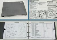 Linde E20-02 E25-02 E30-02 Elektrostapler Bedienungsanleitung Ersatzteilliste