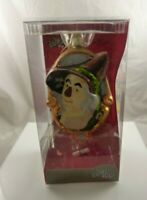 hand crafted glass Christmas Ornament Rare Wizard of oz scarecrow Kurt S. Adler