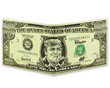 The Mighty Wallet Trump Buck Dynomighty Bucks Donald Mens Accessory Brand