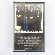 The Beatles ~ Hey Jude ~ Cassette 1970 Apple Records