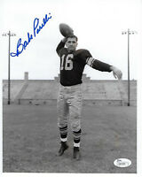 1950's PACKERS Babe Parilli signed photo 8x10 JSA COA AUTO Autographed Green Bay
