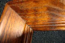 28 x 22 Oak Frame-Tiger Striped Look-Solid Wood-Beautiful Patina-24 X 18 Inside