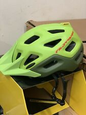 NEW Mavic Crossride Cycling MTB Helmet Lime Green/Chive Large