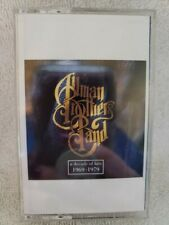 The Allman Brothers Band A Decade of Hits 1969-1979 Tape