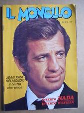 IL MONELLO n°34 1973 Jean Paul Belmondo - Cristall + inserto NADA  [G391]