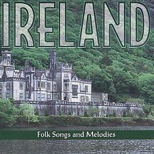 Ireland: Traditional Folk Melodies, Jigs, Reels and Drinking Songs [Single CD] b