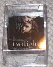 Twilight Inkworks 72-card base set near mint condition