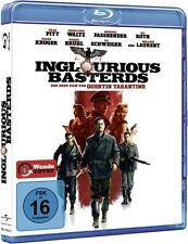 Blu-ray INGLOURIOUS BASTERDS v. Quentin Tarantino, Brad Pitt ++NEU