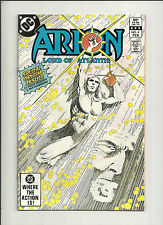 Arion - Lord of Atlantis  #4  NM