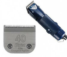 Oster Turbo A5 Dog Animal Pro Clipper + #40 Blade New