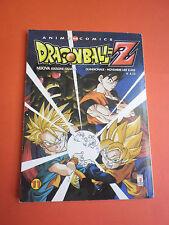 DRAGON BALL Z- N°11- ANIME COMICS-  N°48- MANGA STAR COMICS edizione italiana