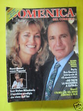 DOMENICA DEL CORRIERE ANNO 88 N. 42 18 OTTOBRE 1986