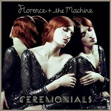 FLORENCE + THE MACHINE - Ceremonials [Deluxe Edition Bonus Tracks] [Digipak] CD