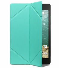 ORIGINALE HTC Magic Cover PU CASE PER GOOGLE NEXUS 9 - MENTA Indaco - 99h11724