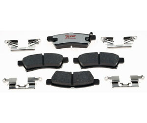 Disc Brake Pad Set fits 2009-2012 Suzuki Equator  RAYBESTOS
