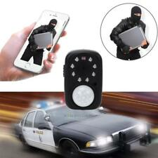 CMOS Mini Wireless GSM MMS GPS Security PIR Alarm SMS Monitor Camera Video 8 LED