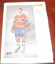 Perspectives Magazine # 51 December 17 1966 Robert Rousseau Montreal Canadians