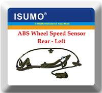 ABS Wheel Speed Sensor ALS2085 Rear Left Fits Caliber Compass Patriot W/4WD