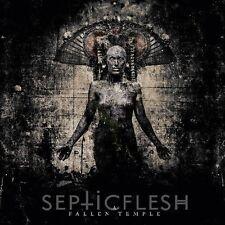 Septic Flesh, Septicflesh - A Fallen Temple [New CD]