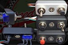 Cafe racer bobber custom micro CNC handle bar switch multi choice