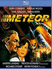 BLU-RAY Meteor (Blu-Ray) Sean Connery, Natalie Wood NEW