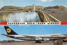 B71822 Flughafen Koln Bonn Aorport aeroport Lufthansa Germany